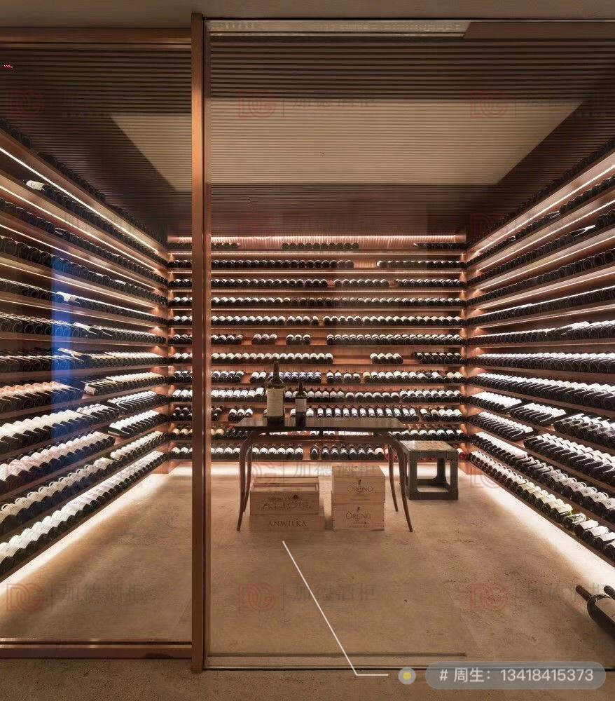 酒窖设计公司